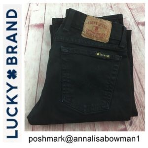 Lucky Brand Dungarees Straight Leg size 26